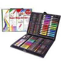 Back to School Stationery set for kids Educational Toys of 168 pieces