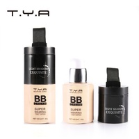 60g long lasting light skin color makeup matte foundation liquid for girl