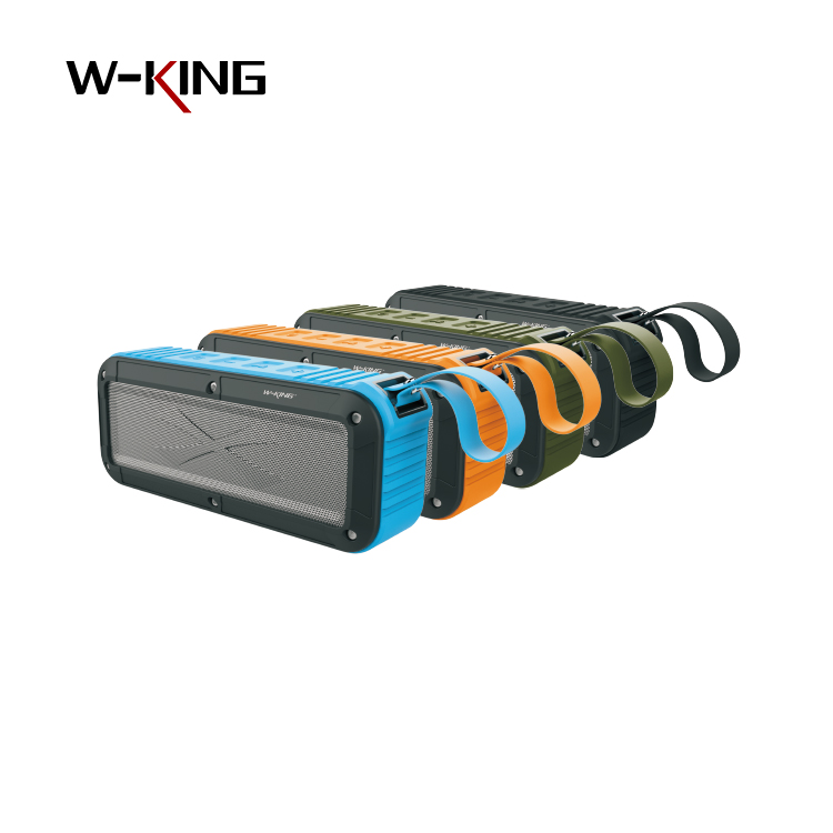 on bike mini wireless 2 <strong>drivers</strong> 6w bass bluetooth speaker portable with rope strap