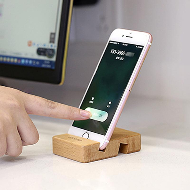 Free Sample Wooden Mobile Phone Holder For Sale - ANKUX Tech Co., Ltd