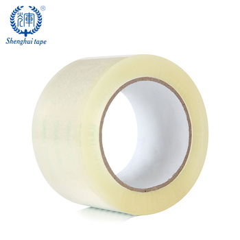 OEM Hot Sales With High Quality Sealing No Bubble Self Adhesive Transparent Tape