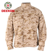 Military desert digital camouflage N/<strong>C</strong> 50/50 army uniform ACU