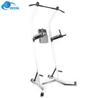 SJ-600 Top selling outdoor fitness equipment chin up bar/power tower for gym
