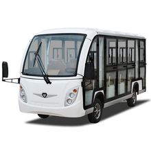 Professional Scenery Mini Electric Sightseeing Car with heater and air conditioning