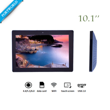 Full HD Capacitive Screen POE Power 10 Inch Android Tablet