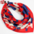 Manufacture Wholesale Silk Scarf Digital Print ,Silk Satin Head Scarf