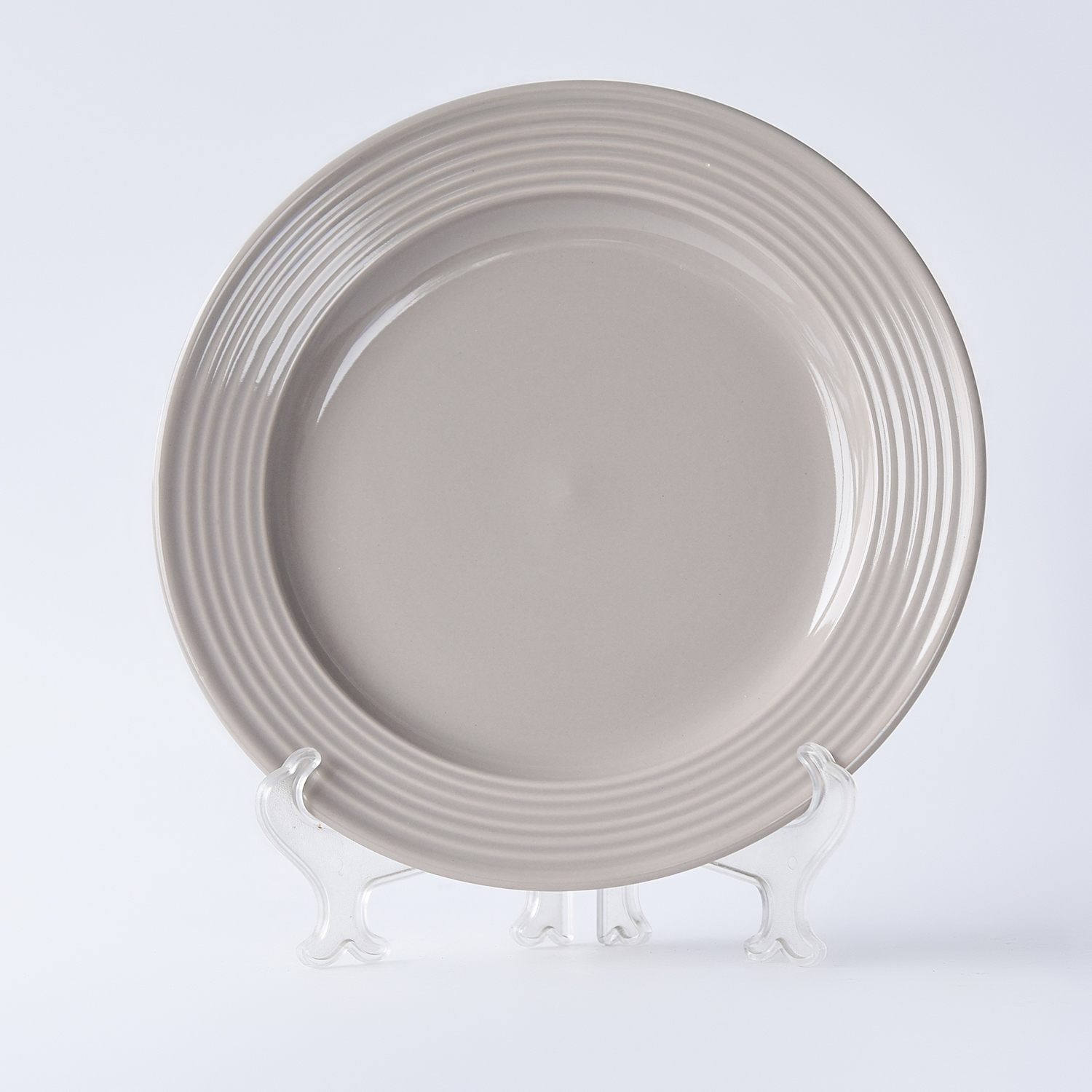 <strong>Factory</strong> Price Customized Color Glazed Ceramic Plates Porcelain Dishes