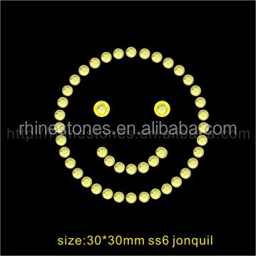 T0801 Factory small iron on letter symbol,iron on transfers rhinestone motif,transfer rhinestone motifs design