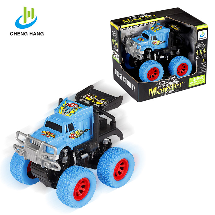 2019 new toys kinds of creativity for children monster truck products supply Off Road cars Kids Car Toy Vehicle <strong>Friction</strong> Car
