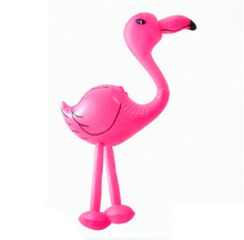 Pink Inflatable Flamingo Hawaiian Party Decorations Summer Hen Stag Toy
