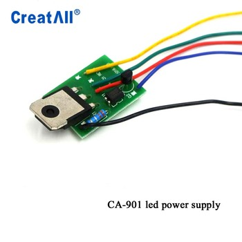 CA-901 LCD TV switching power supply module DC sampling SSH7N90 LCD TV power supply module