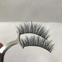 Wholesale 3d private label false eyelashes with customize package