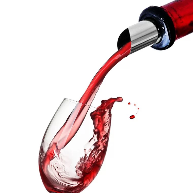 Customized Drip Stop <strong>Wine</strong> Pourer Drop Stopping