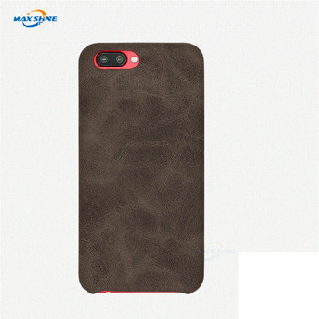 Maxshine Leather Mobile Phone Case For Iphone 8 Plus X Xr Xs Max