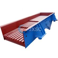 Widely Used Vibrating Grizzly Feeder Rutile Sand Small Vibrating Feeder for Other Mining Equipment