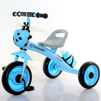 Simple Style Plastic and Metal Kid Tricycle