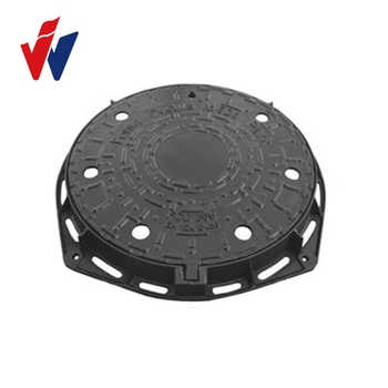 marco y tapa hierro ductil cast iron manhole covers