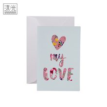 New Types Custom You Design Husband Valentine Day Gift Greeting <strong>Cards</strong> With Envelop