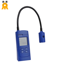 Factory price portable methane gas detector sound and light alarm