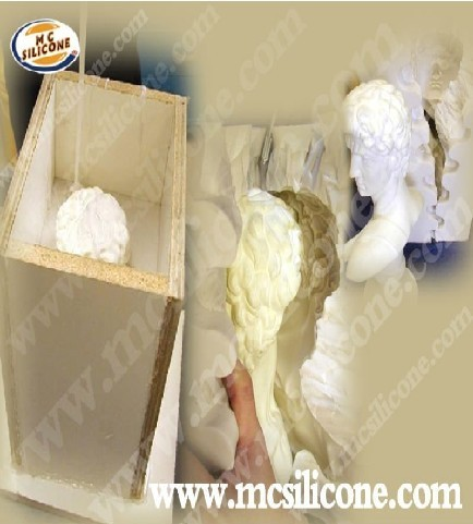 Concrete Tile and Artificial Stone Mold Making RTV2 Silicone Rubber