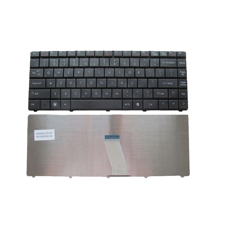 New US laptop keyboard for Acer D725 D525 4732Z <strong>Z06</strong> NV44 NV40 keyboard