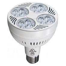 UL cUL led bulb par30 gu10 g12 dimmable 220v par light 35w par 30 10000k for jewelry <strong>projector</strong>