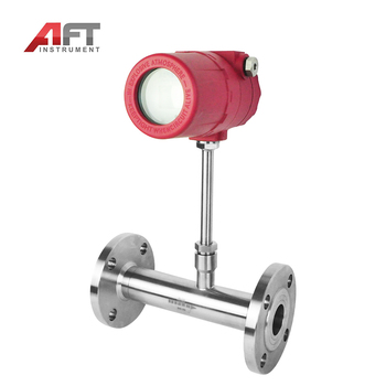 Air and oxygen flow meter RS485 thermal gas mass flow meter