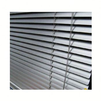 "Amazon Hot UL Approved motorized aluminum 2"" Venetian faux wood window blinds"
