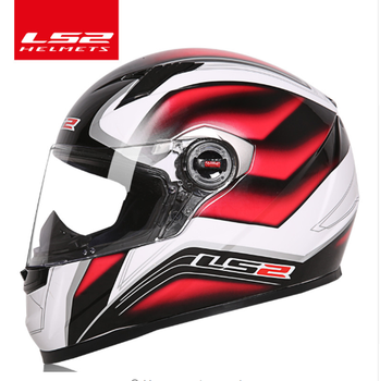 Original LS2 FF358 full face motorcycle helmet ls2 motocross racing casco moto casque capacete ls2 ECE approved no pump