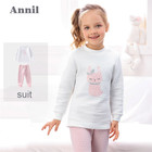 Annil Winter Wholesale Children Kids Pajamas Sets Boys Girls,Thickening Boys Girls Sleep Wear Sets