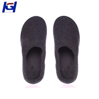 Grey Indoor Slipper Winter Wholesale Man Shoes Slipper