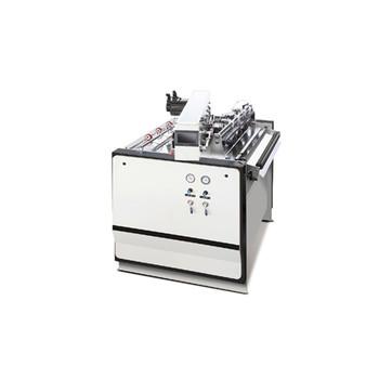 CCD1100 Chain Knife Slitting Machine for PET PVC Film