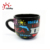 Wholesale custom I love Italia souvenir ceramic mug for sale
