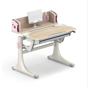 L9 Modern reading table and chair furniture wood suitable for classroom student kids learning table
