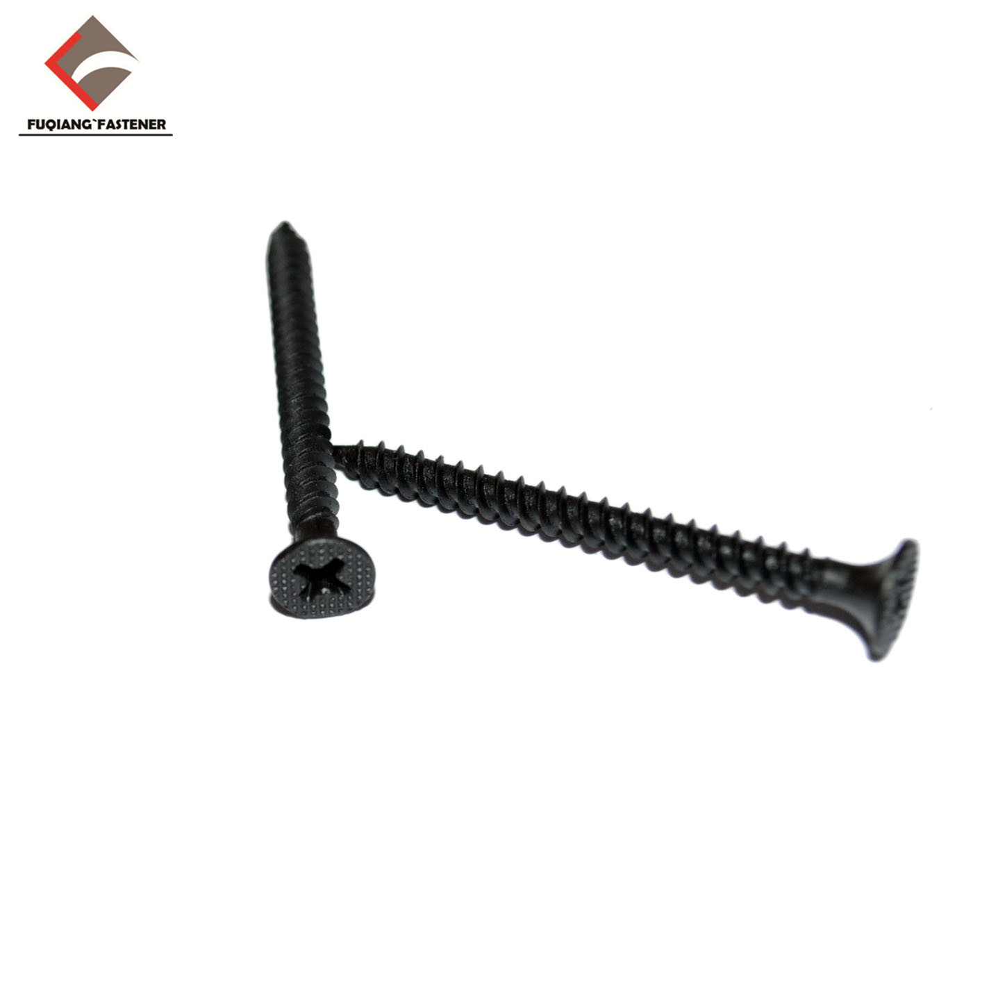Factory supply carbon steel 3.5x25 black phosphated drywall <strong>screw</strong>