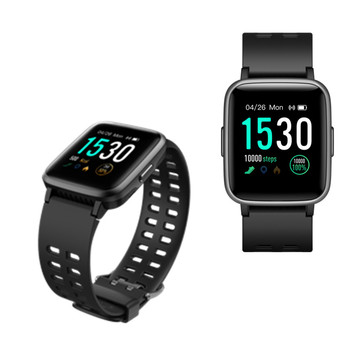 High end factory price waterproof digital smart fitness watch