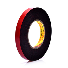 LLP double-sided foam tape, 15mmx10m, suitable for filling and installation of cars and gap, indoor strong weather <strong>adhesive</strong>