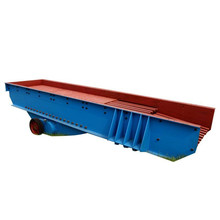 High capacity grizzly vibratory bowl feeder