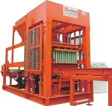 china concrete cement block making machine QTY5-15