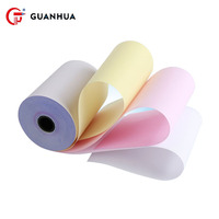 Good quality and cheap coloured ncr copy carbonless paper
