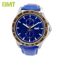 Hot Sale OEM 3ATM Waterproof Japan Movt Quartz Create Your Own Watch