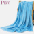 B-018 Super Soft Print Coral Fleece Polar Bed Blanket