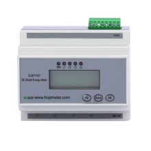 Multi-channel RS485 48V Power Kwh DC Energy <strong>Meter</strong> of Din Rail Solar Modbus