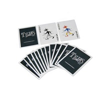 High Quality Cheap Plastic Playing Card