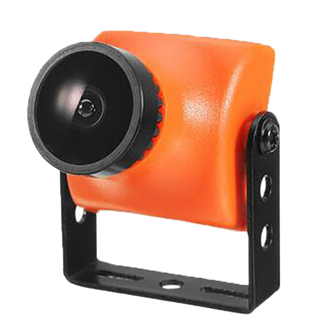 FPV Mini Câmera 1200TVL CMOS PAL NTSC 2.5mm HD 16:9 para Zangão Aérea - ANKUX Tech Co., Ltd
