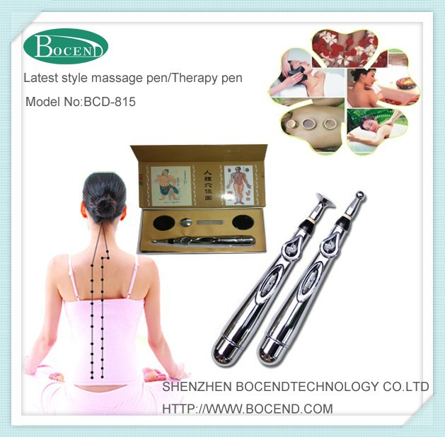 New Products Electrical Acupuncture Meridian Energy Pen