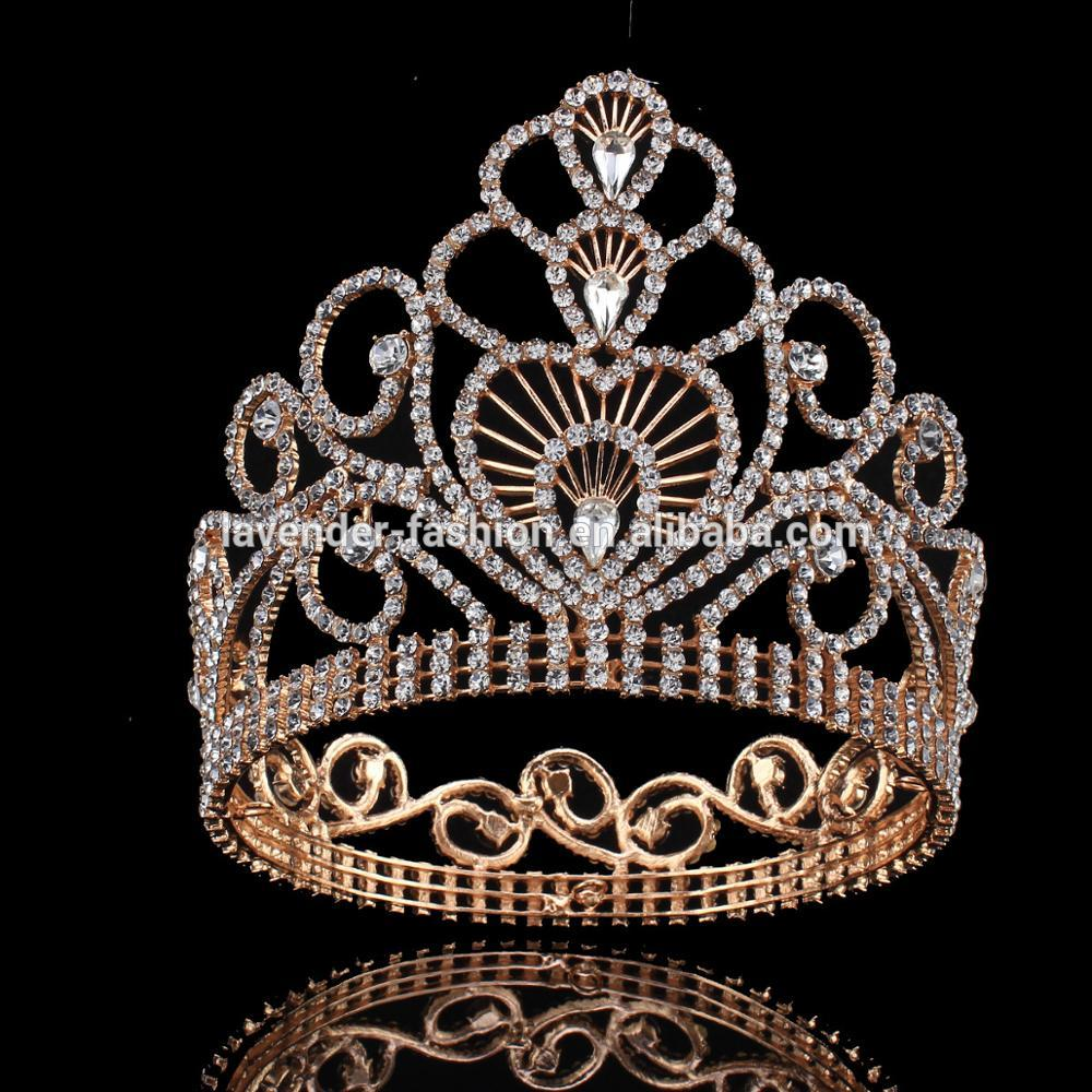 Fashion bride pageant Beauty <strong>Crown</strong> awards <strong>crown</strong> stage show king <strong>crown</strong>