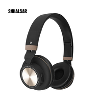 SNHALSAR S120 foldable portable Best Popular Cheapest Office Wireless Headphones blue tooth headphone wireless headset