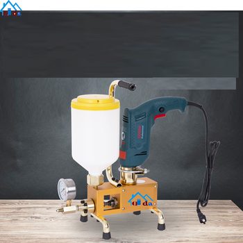 Polyurethane Automatic Chemical Grouting Machine 9988 for Concrete Crack Repaired