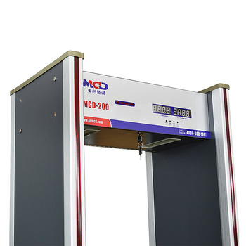 Practical Security Walk Through Metal Detector Gate Metal Detector Cheap